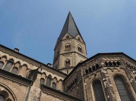 Bonner muenster bonn minster iglesia basílica en bonn foto