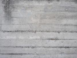 fondo de muro de hormigón gris foto