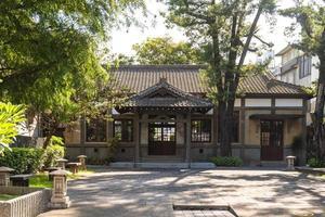 Longtan Martial Arts Hall at Longtan district in Taoyuan, Taiwan photo