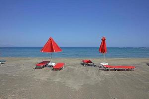 frangokastello beach creta island covid-19 temporada impresiones de fondo foto