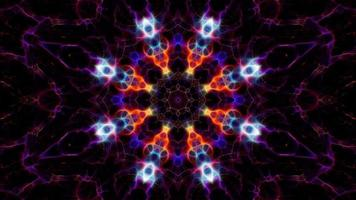 Psychedelic Colorful Energy Burst Out Effect video