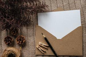 postal y papelería foto