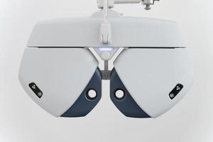 los problemas de oftalmología de equipos especiales foto