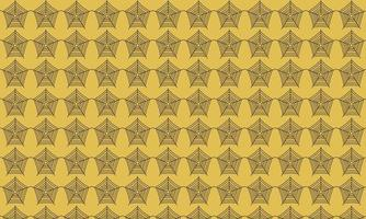 seamless pattern with stars vector