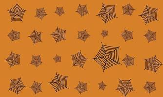 seamless pattern with meshwork vector