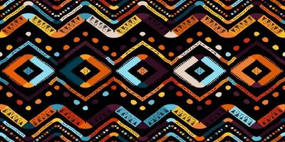 Abstract zigzag pattern for a cover design vector
