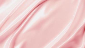 Texture of cosmetic cream photo