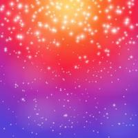 Colorful Shiny Smooth Gradient Color Natural Wallpaper vector