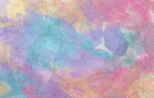 Colorful Abstract Painting Texture Background Template vector
