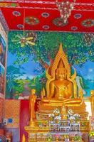 Koh Samui, Tailandia, 2021 - Estatua de Buda de oro foto