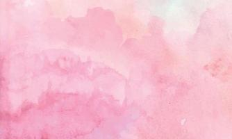 Colorful watercolor design background texture vector