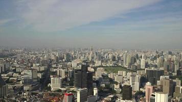 timelapse Bangkok City in Thailand video
