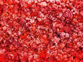 textura de madera roja foto