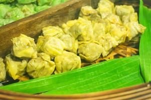 Chinese Steamed Dumplings photo