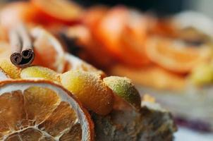 Close-up of fruits photo