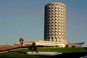 Maharashtra, India, 2021 - Nehru Center housing Planetarium and science activities photo