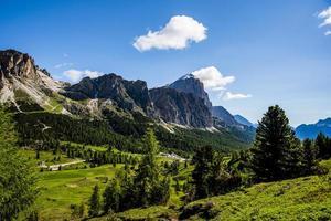 2021 06 26 Cortina da Passo Falzarego three photo