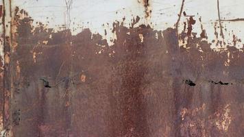 Rusty metal background. Steel texture background photo