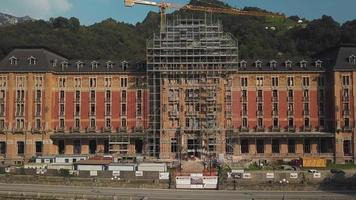 het grand hotel van san pellegrino terme video
