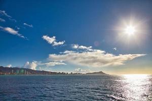 Waikiki Beach, Honolulu Hawaii photo