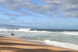 North Shore Beach Honolulu Hawaii photo