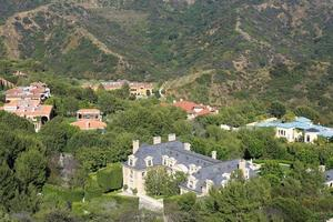 Beverly Hills ultra-luxury residential area photo