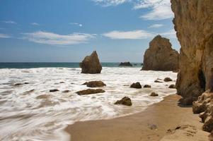 playa estatal el matador california foto
