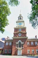 Independence Hall in Philadelphia, USA photo