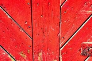 textura de madera con arañazos y grietas foto