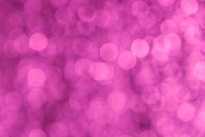 Pink light blurred background with highlights photo