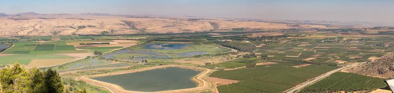 Landscape in Israel photo