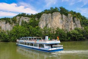 Germany, 2021 - Boat trip from Kehlheim to Weltenburg on the Danube River photo