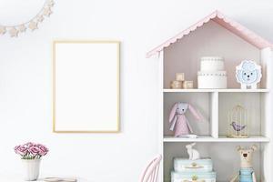 maqueta para habitación de niños - 107 foto