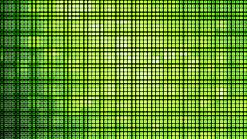 Animation Loop Lemon Green DigitalTechnologyGrid pattern video