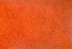 Fondo de textura de cuero sintético marrón foto