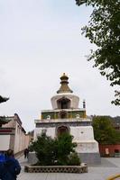 Kumbum Monastery, Ta'er Temple in Xining China. photo