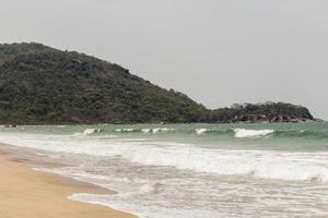 Agonda Beach, Goa, India photo