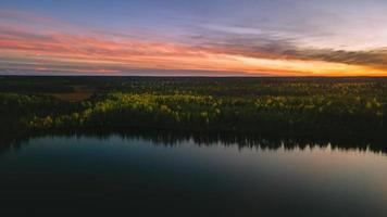 landscape of Karelia photo