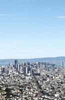San Francisco Cityscape Downtown, California photo