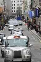 Taxi in London United Kingdom photo