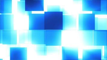 Abstract Shining Light Background Animation Loop video