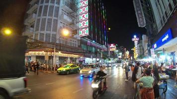 China Town en Bangkok - Tailandia video