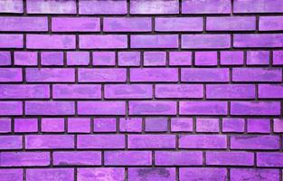 Background of old brick wall photo