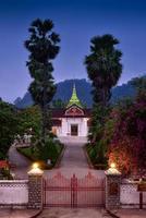 National museum of Luang Prabang photo