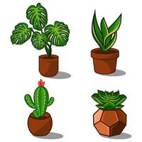 plant vector compilation
