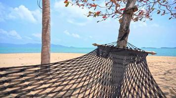 balançar na praia video