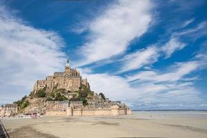 Mont Saint Michel South France photo