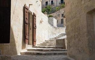 CItyscape of Matera Italy, World Heritage photo