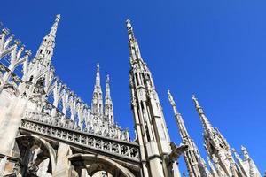 Milan Cathedral, Duomo di Milano, Italy photo