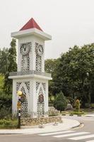 Lake Gardens Clock Tower in Kuala Lumpur, Malaysia. photo